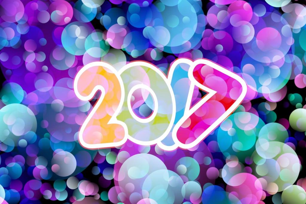 L'agence de communication Perspectives Marketing vous souhaite une bonne année 2017 !