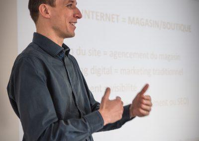 Conférence : la création de site Internet et son prix