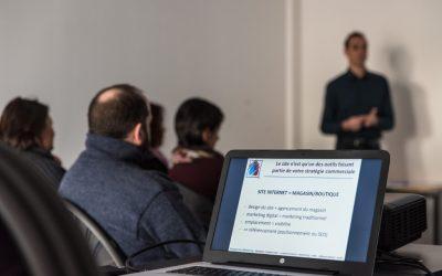 Conférence : la création d'un site Internet et son prix