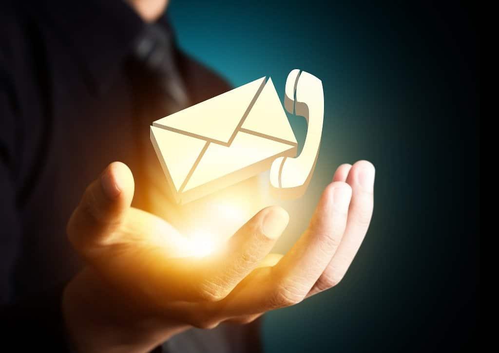 Utilisez des plateformes spécialisées pour vos campagnes emailing et SMS