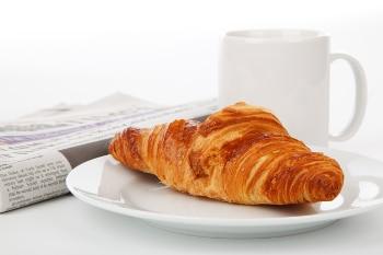 Pause café entre créateurs d'entreprises du Pays de Retz