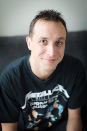 Stéphane, consultant web à Rezé
