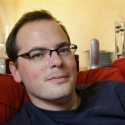 Sylvain Peyronnet, chef du service scientifique chez Qwant