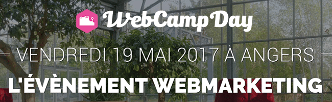 Web Camp Day 2017 à Angers