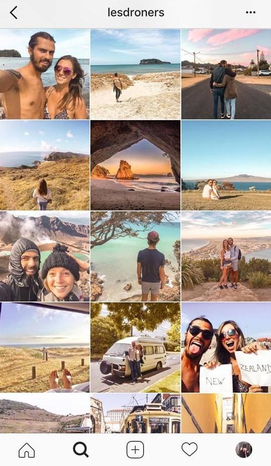 Le feed Instagram pour une communication harmonieuse