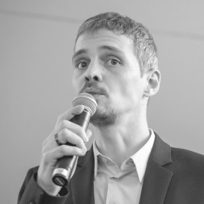 Mathieu GHEERBRANT, co-fondateur de l'agence SEO Hackers