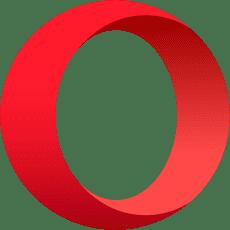 logo navigateur Opera